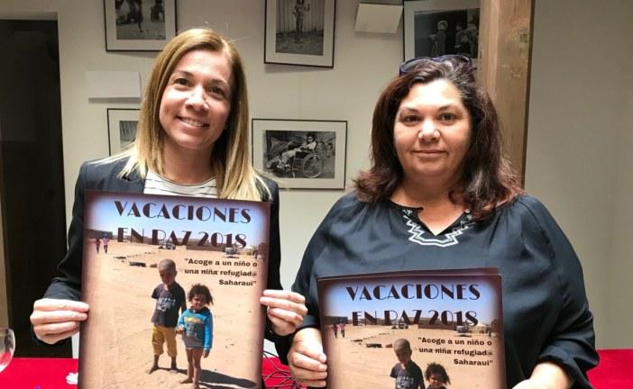 Se pide la solidaridad de los isleños para la acogida de niños saharauis