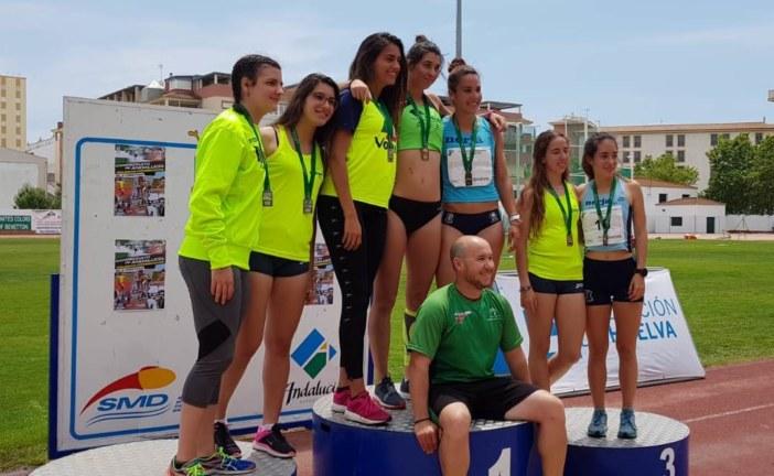 Celebrado en Isla Cristina el Campeonato Andaluz de Pruebas Combinadas de Atletismo