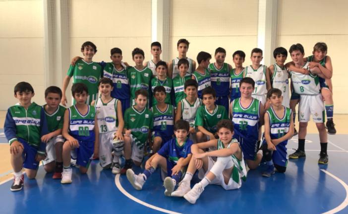 El  Real Betis E. Plus se proclamó campeón de la quinta edición del Torneo minibasket Ciudad de Palos