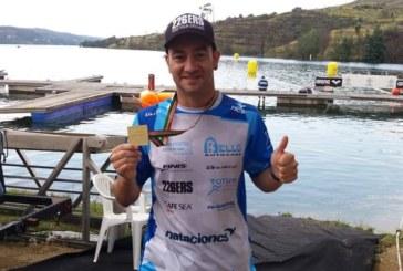 Rubén Gutiérrez se hace con el Campeonato de Portugal de Aguas Abiertas