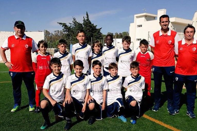 Magnifico comienzo de la selección onubense en el Campeonato de Andalucía benjamín