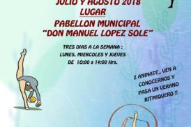 """Campus de Verano Club Gimnasia Rítmica """"La Higuerita"""""""
