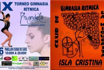 """El Club de Gimnasia Rítmica """"La Higuerita""""  en el IX Torneo Kandela de Gimnasia Rítmica de Cádiz"""