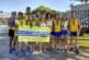 Tsunami de la marea amarilla del C.A. Isla Cristina en Sevilla
