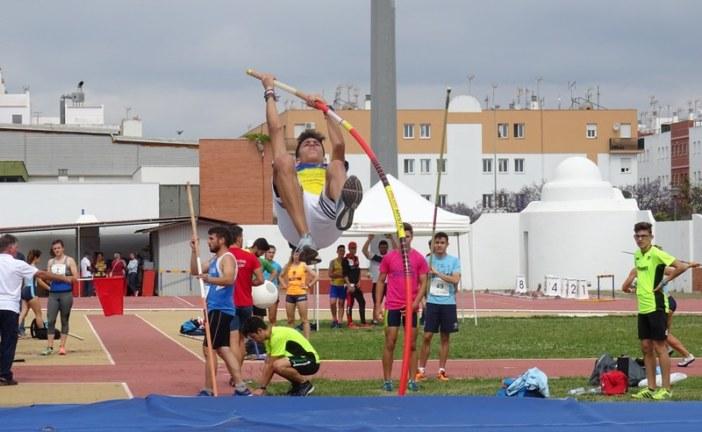 Imágenes: Campeonato Andalucía de Atletismo Pruebas Combinadas (Isla Cristina)