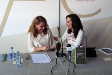 """Imágenes: Presentación Libro """"Isla Interior"""" de Eva Sarrias"""