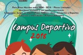 Campus Deportivo de Verano Isla Cristina 2018