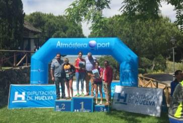 Daniel Andivia y Lidia Rodríguez ganan la Media Maratón de Cartaya