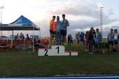 El atleta isleño Ricardo Orta campeón del Andaluz Juvenil