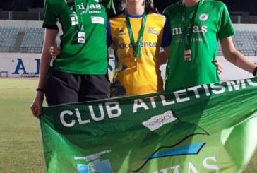 Oro para Julia García en el Campeonato de Andalucía Sub 16