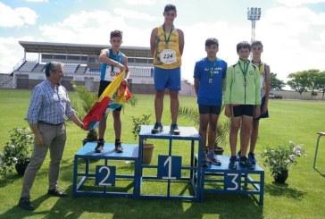 Francisco Manuel Santana Campeón de combinadas de Andalucía Zonal Occidental Sub 14