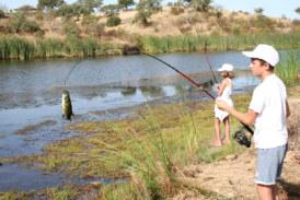 Comienzan las jornadas de iniciación a la pesca deportiva para jóvenes de la provincia