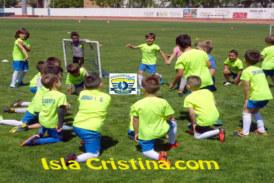 Abierto el plazo de inscripción de la Academia de fútbol base Isla Cristina