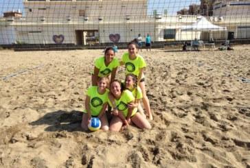 Buen Torneo del Club Voleibol Isla Cristina en la Playa de Isla Canela