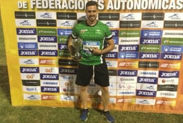 Antonio Palma subcampeón con Andalucía en el Federaciones
