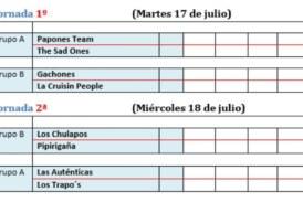 Arranca el Torneo veraniego de voleibol Ciudad de Isla Cristina