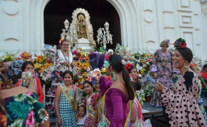 Imágenes Ofrenda de Flores a la Virgen del Carmen (Isla Cristina)