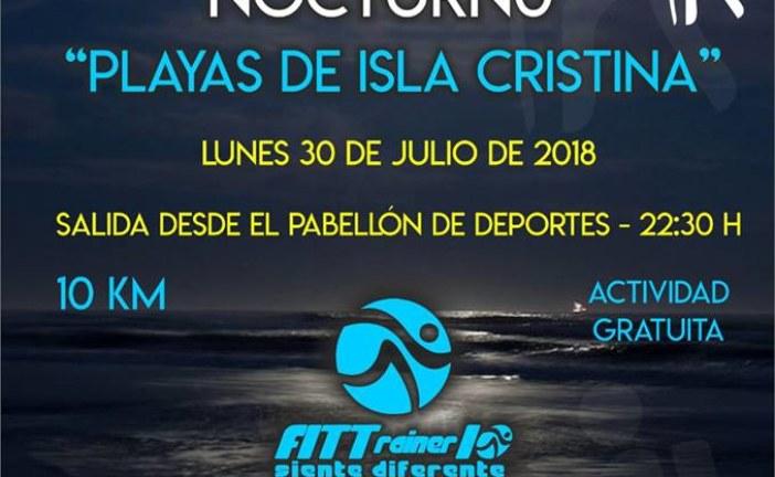 """II Senderismo Nocturno """"Playas de Isla Cristina"""""""