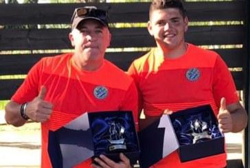 Antonio Manuel y Carlos Martin, Campeones del XXXVIII Trofeo Colombino de Petanca