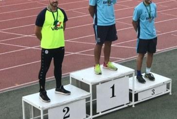 Plata y bronce para Antonio Palma y Raúl Camacho en el Campeonato de Andalucía Absoluto