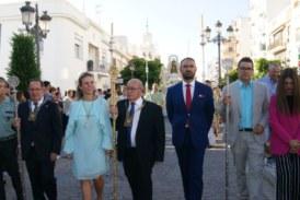 Con la Misa y Procesión terminan las Fiestas en Honor a la Virgen del Carmen en Isla Cristina