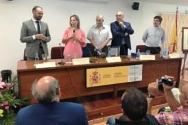 Miguel Martín es homenajeado en Isla Cristina como Marinero del Año 2018
