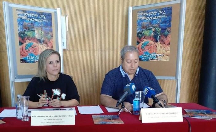 Presentada las Fiestas del Carmen de Isla Cristina