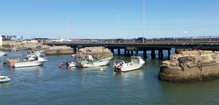 1,05 millones de euros, para la mejora del puente sobre el río Carreras de Isla Cristina