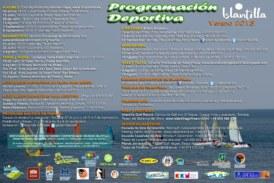 Programación Deportiva de Islantilla, Verano 2018