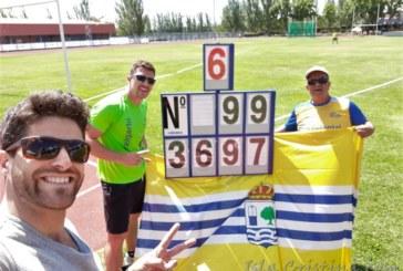 Bronce para Toni Palma en el Campeonato de España de Atletismo Adaptado