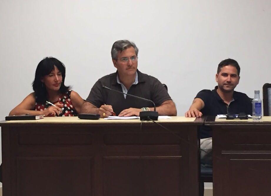 "Nota de prensa Partido Popular de Isla Cristina ""República Bananera"""