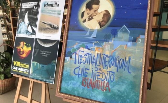 Exposición de Carteles de los Festivales de Cine en Islantilla