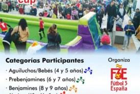 El Torneo Nacional de Fútbol 3, desembarcará en Isla Cristina