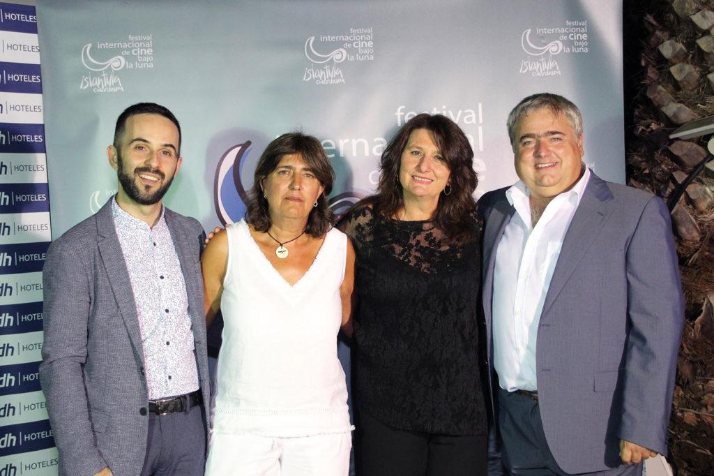 Clausura del XI Festival Internacional de Cine bajo la Luna – Islantilla Cinefórum