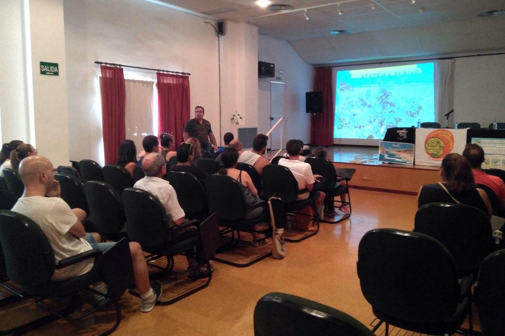 Comienzan las jornadas del Censo del Camaleón Común en Islantilla