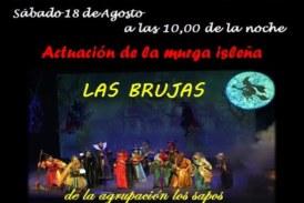 """""""Las Brujas"""" te espera en la Peña Cultural Flamenca La Higuerita"""