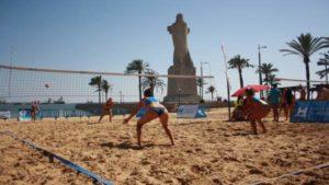 Isla Cristina pone el sábado el punto y final al circuito provincial de Voley playa