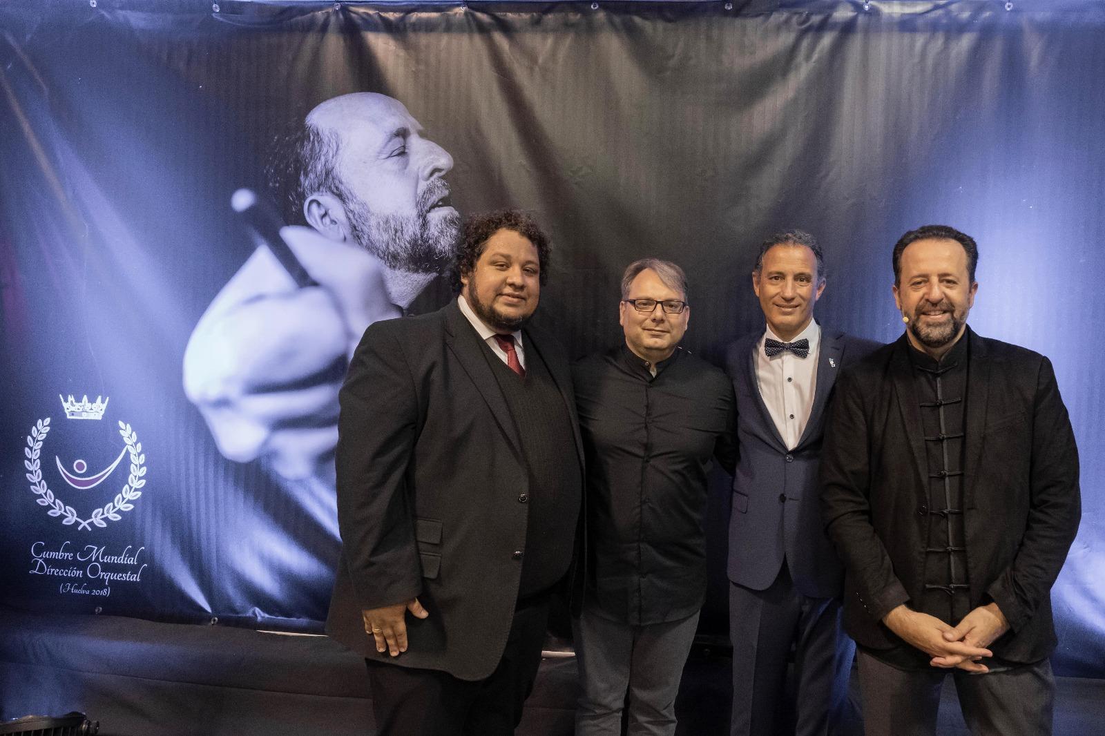 Lograr la Paz en el Mundo a través de la música, principal lema de la «I Cumbre Mundial de Directores de Orquesta»