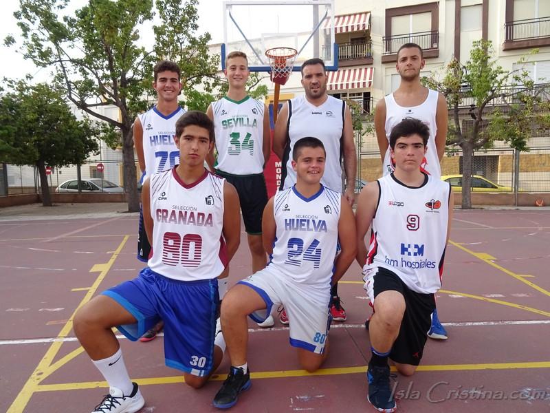 En marcha el Torneo Internacional de Baloncesto Ciudad de Isla Cristina
