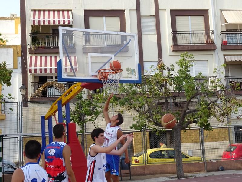 Recta final en Isla Cristina del Torneo de Verano de Baloncesto