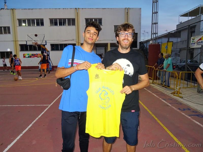 Resumen del Campeonato Internacional de Baloncesto celebrado en Isla Cristina