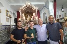 La Salve de la Hermandad del Rocío de Isla Cristina al toque de flauta y tamboril de José Manuel González