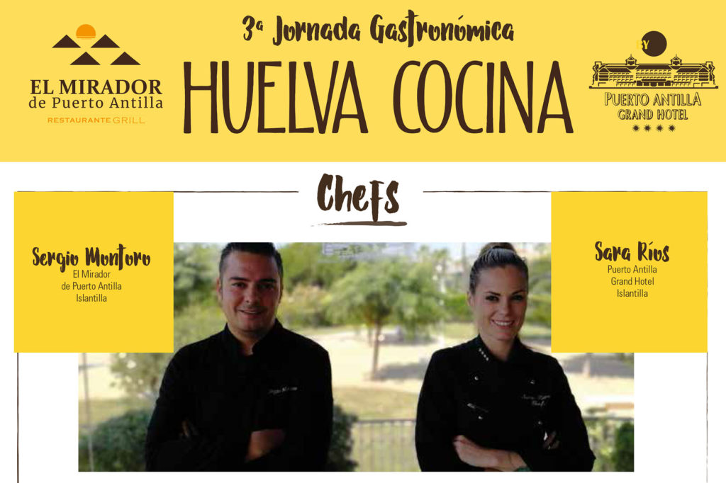 Huelva Cocina en Islantilla