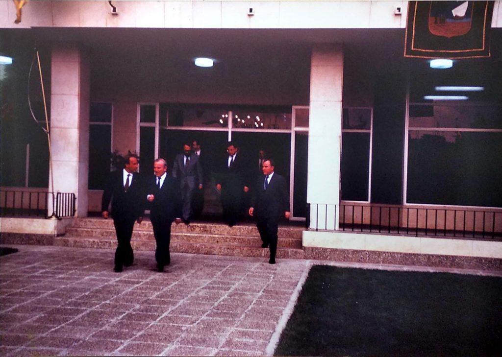 Documento del mes de Isla Cristina «Proyecto de nueva Casa Consistorial, 1970»