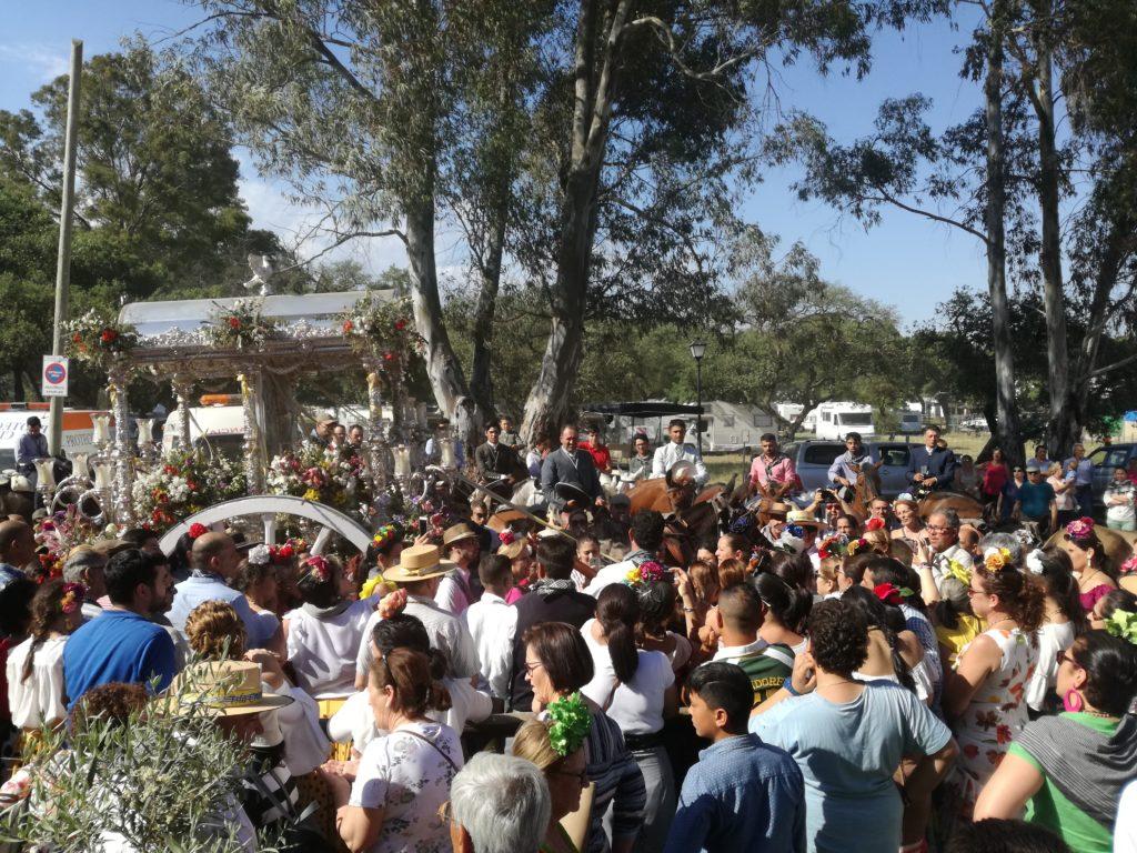 «La Casa Picarona» este viernes en la Salve Rociera de Isla Cristina