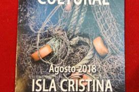 Programación Cultural de Isla Cristina para el mes de Agosto 2018.