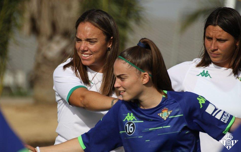 El Real Betis Féminas arranca oficialmente la pretemporada 2018/19 en Islantilla