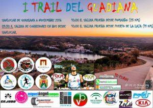 Manuel Romero y Cristobalina Pérez ganan el Trail del Guadiana
