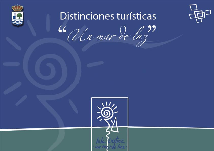 Bases de las Distinciones Turísticas de Isla Cristina «Un Mar de Luz 2018»