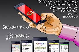 Presentación de la App Carnavalera de Isla Cristina